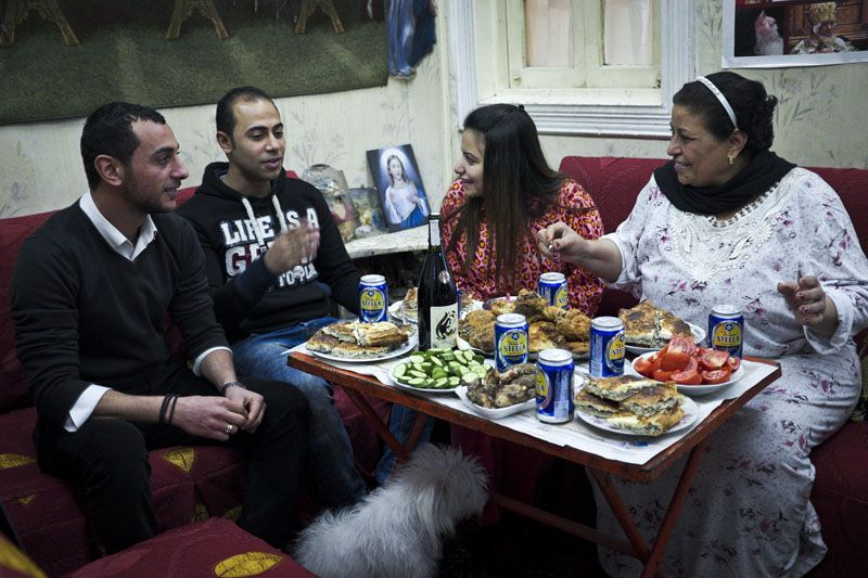 Coptic family christmas_ 14