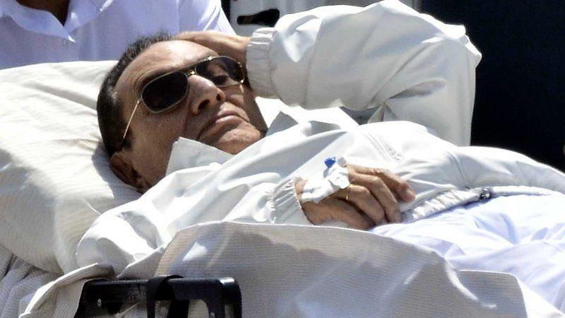 بعد قرار الإفراج عنه.. مبارك إلى منزل مملوك للدولة   مدى مصر