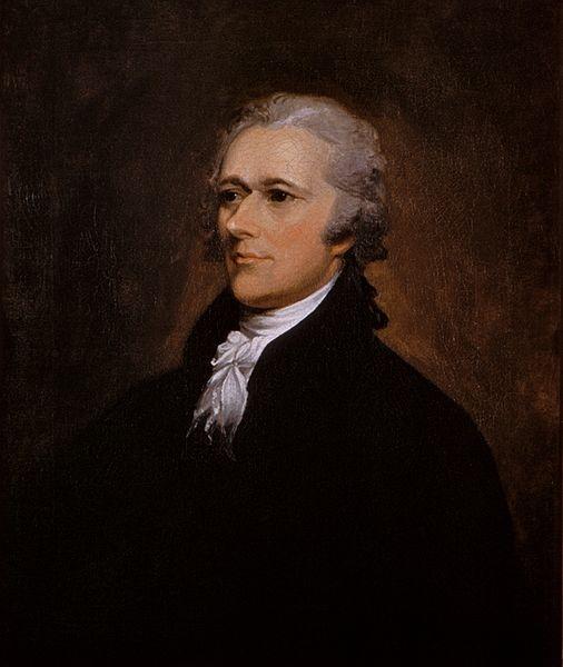 ألكسندر هاملتون