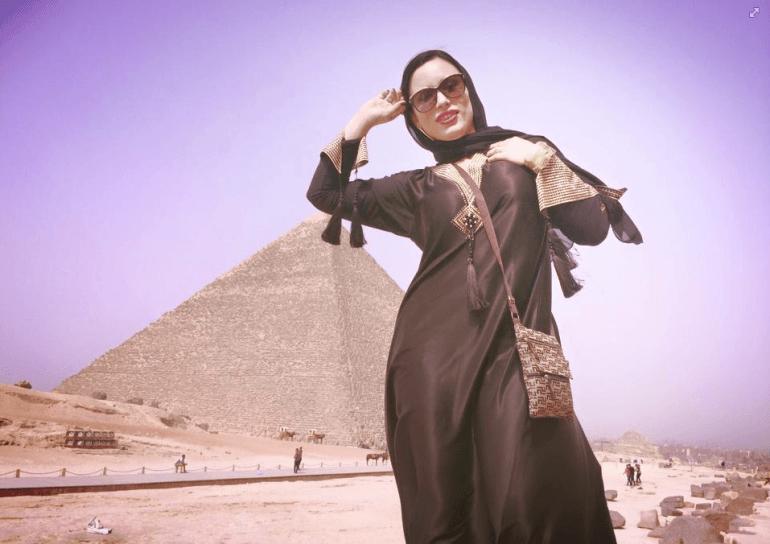 Little Evidence That American Actress Shot Porn At Giza Pyramids, Despite Local Media -5993