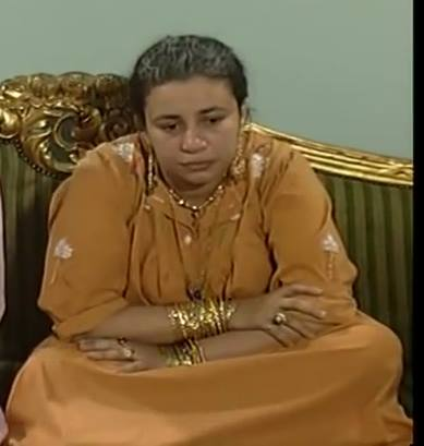 Abla Kamel in _I won't live in my father's galabiya_.jpg