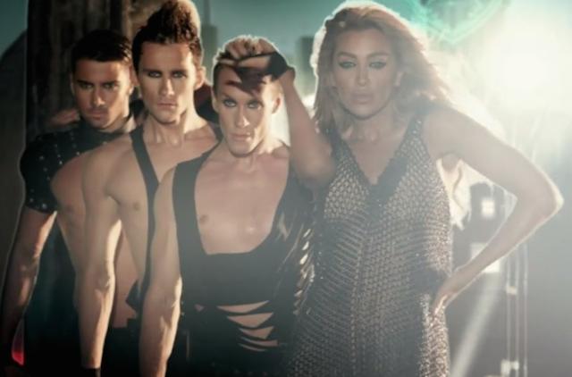 Maya Diab video still - Gaga
