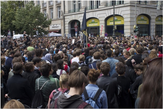 صورة من مسيرة الجمال السياسي