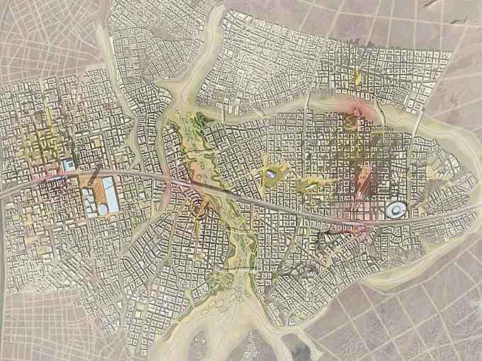 Capital Cairo model