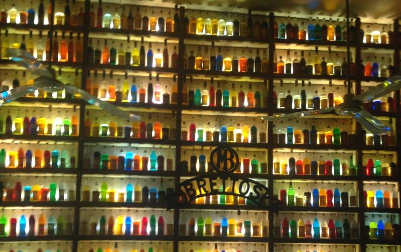Brettos Bar in Athens