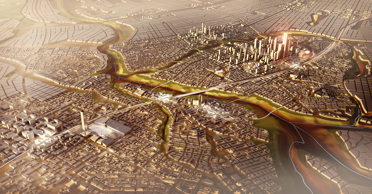 Plans for new Cairo capital