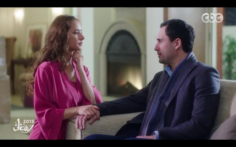 Mariam and Hatem in Taht al-Saytara