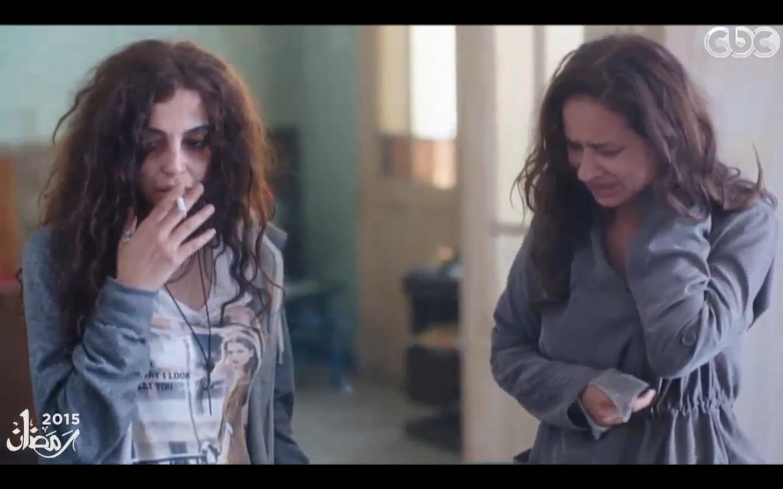 Injy and Mariam in Taht al-Saytara
