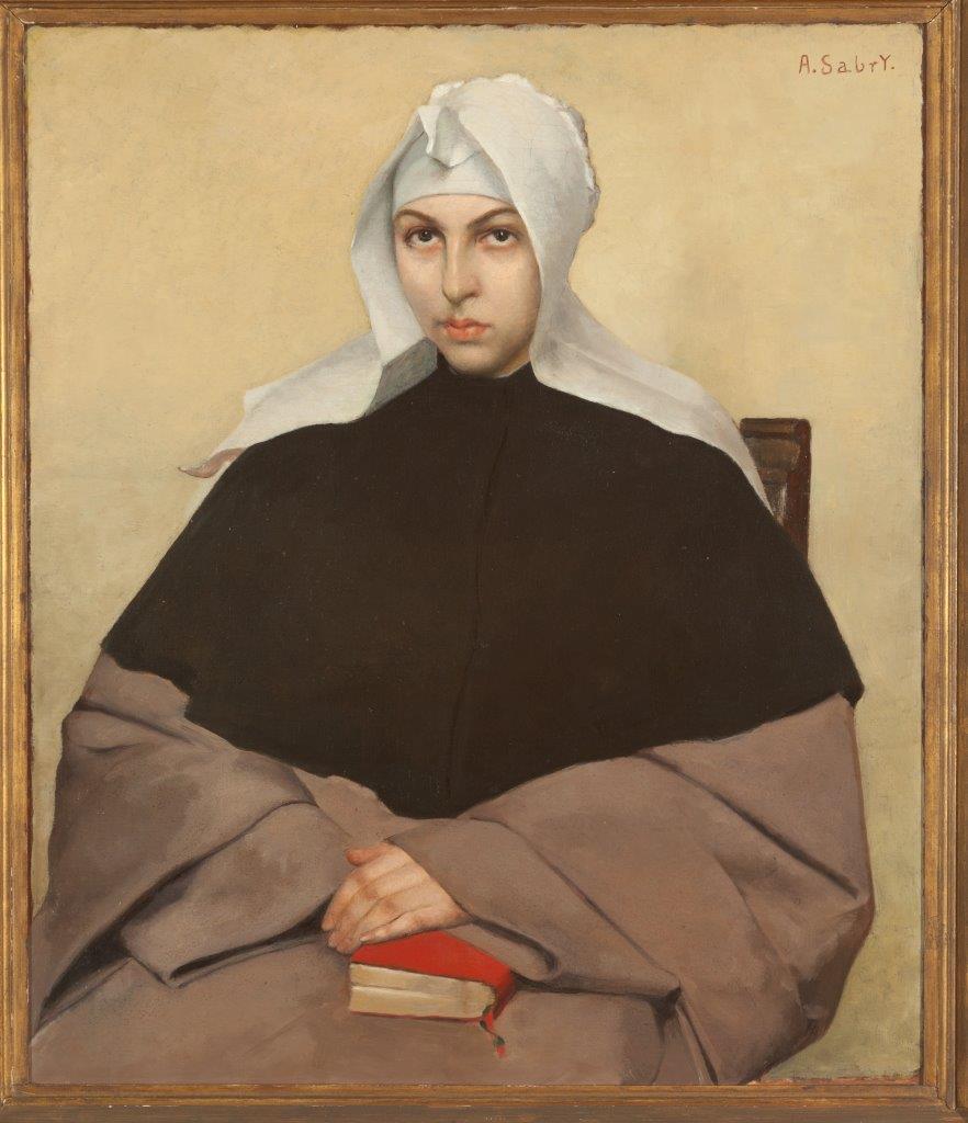 The Nun by Ahmed Sabry. Hisham Salama.jpg
