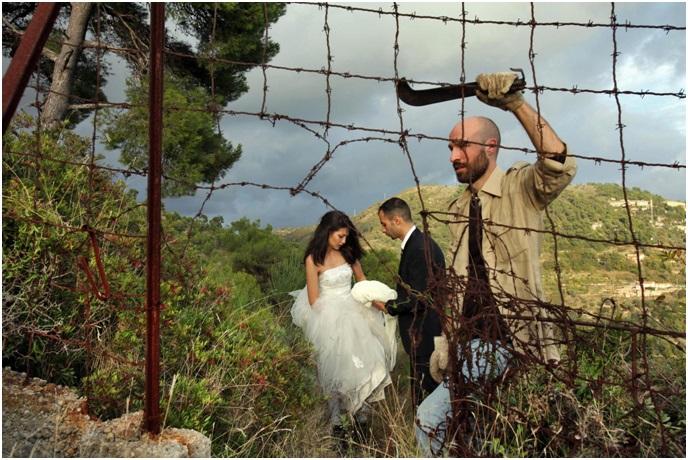 أنا مع العروسة