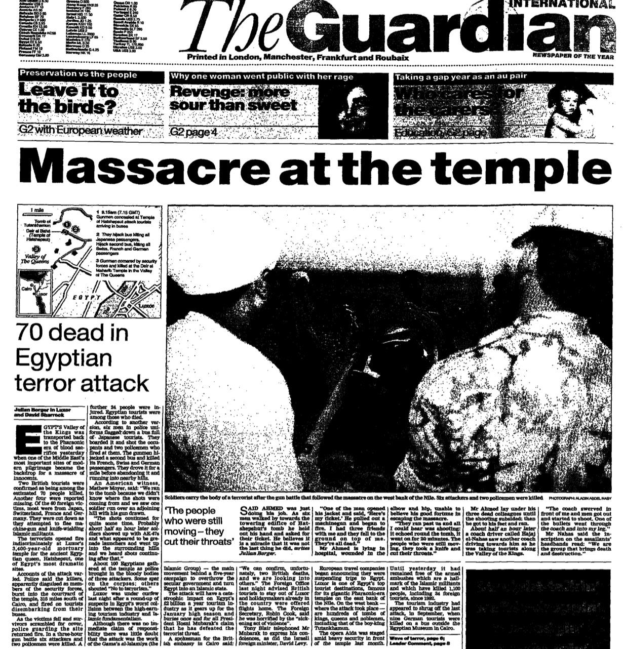 The Guardian, November 18, 1997