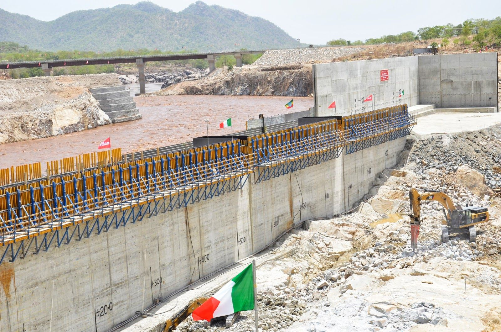 Sources: US-proposed GERD deal sets Ethiopia water release at 37 bcm, major disputes remain