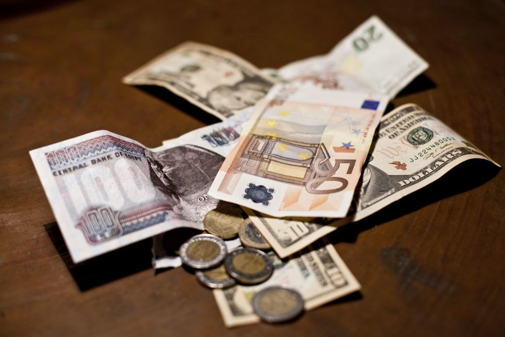 Foreign Exchange Crisis Drives Up Egypt