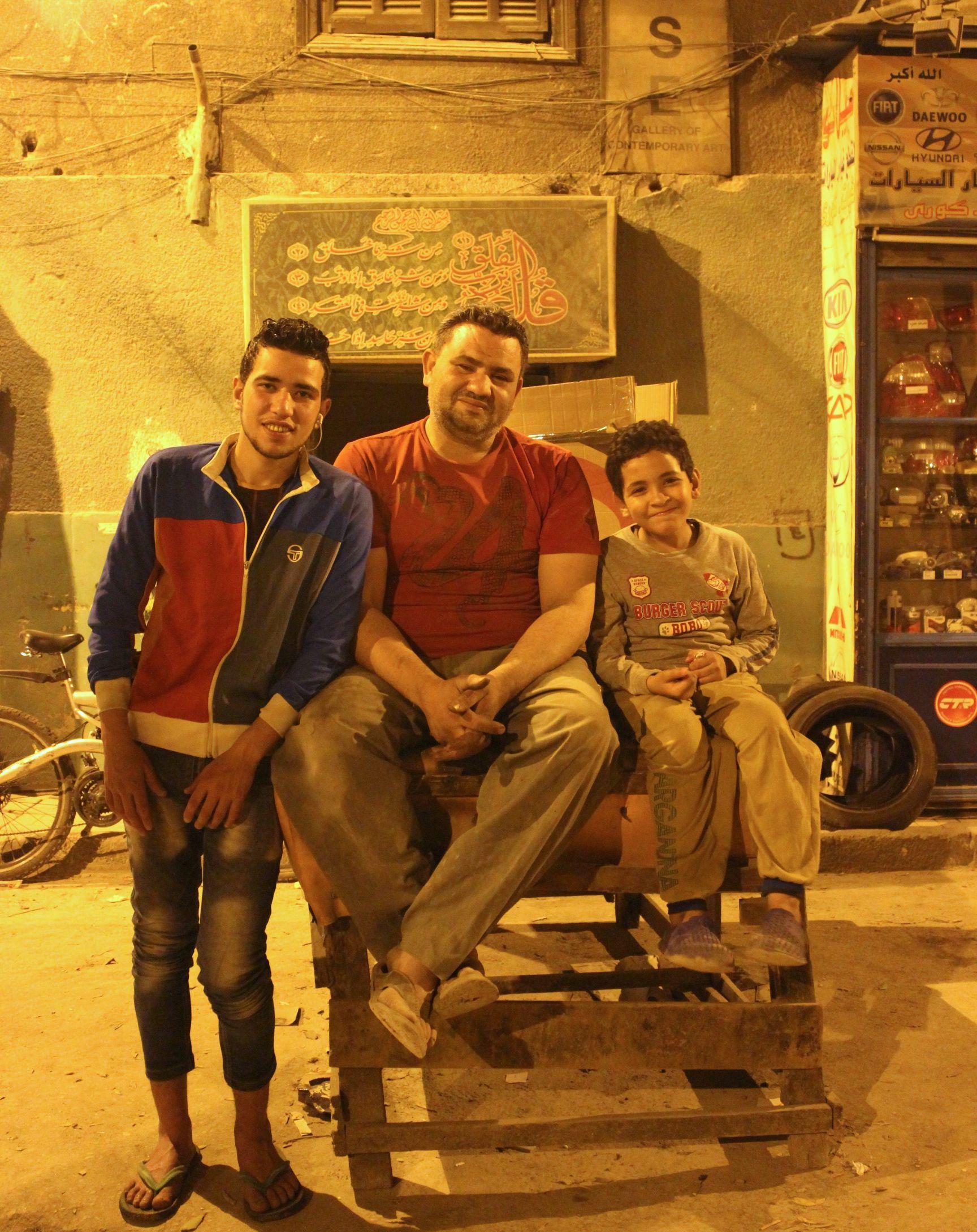 محمد أحمد عبد التواب وحسن محمود حسن وعبد التواب أحمد عبد التواب
