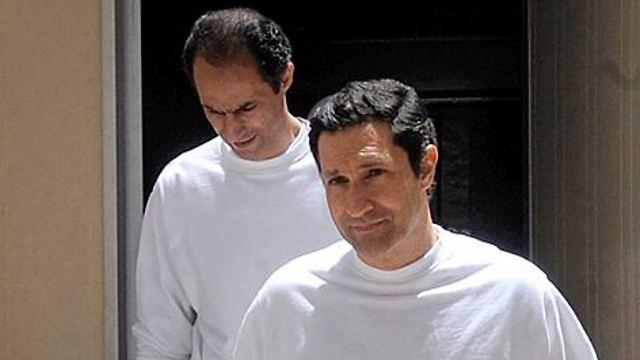 the mubaraks quick turn through the jailhouse turnstile madamasr