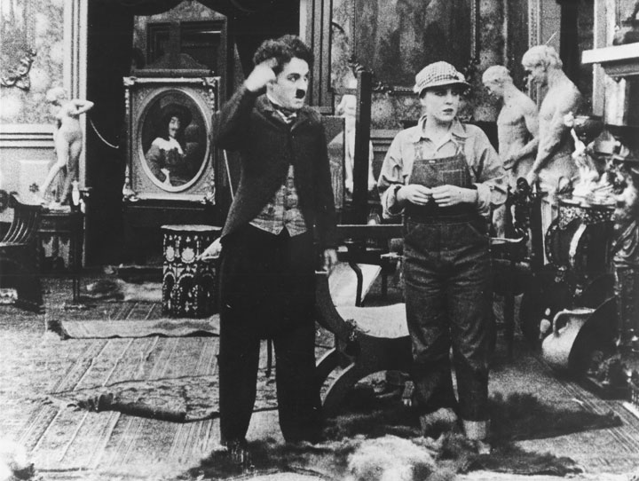 Behind the Screen by Charlie Chaplin and Edward Brewer, 1916.jpg