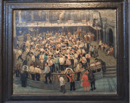 Stock Exchange Market by Margaret Nakhla
