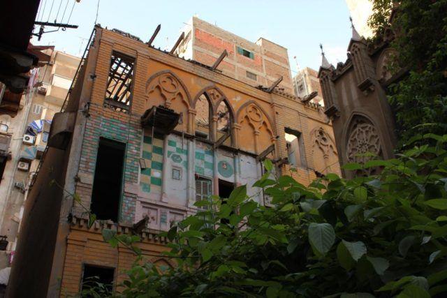 Villa Fernand on Abdel Salam Aref Street