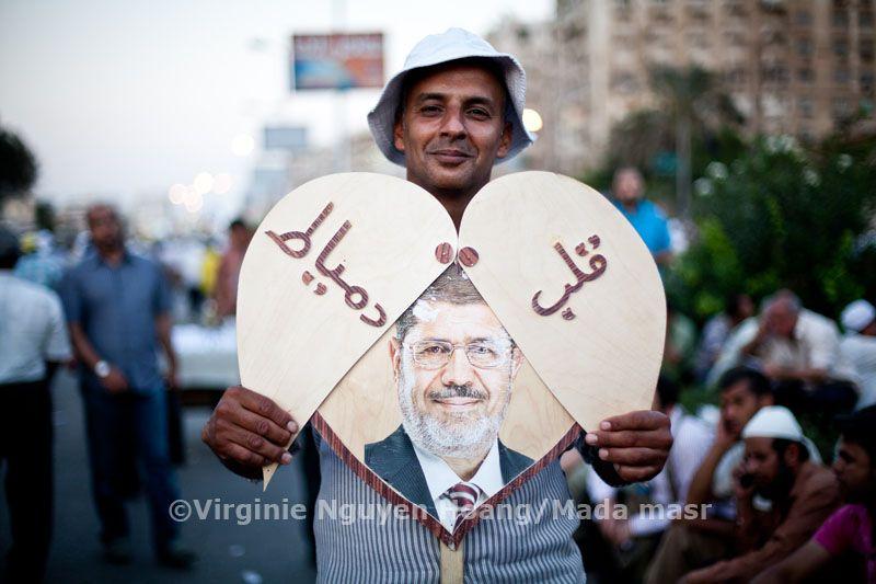 Beginning of Rabaa