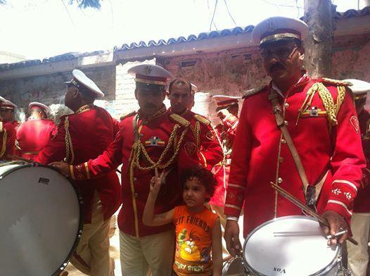 Zagazig brass band
