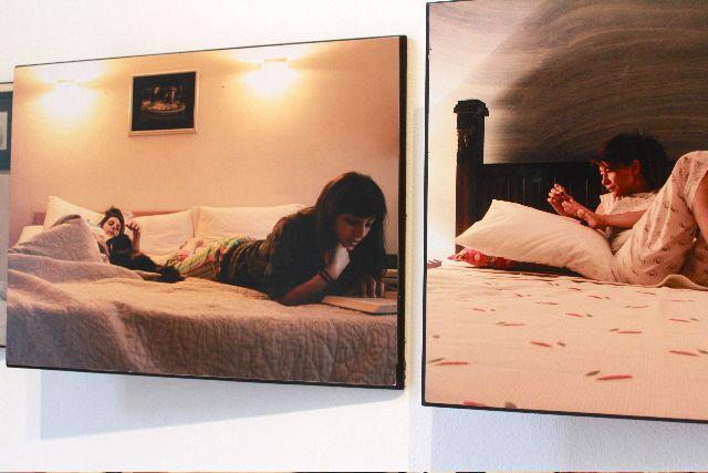 """The Bed,"" Aya Ahmed el-Mofty"