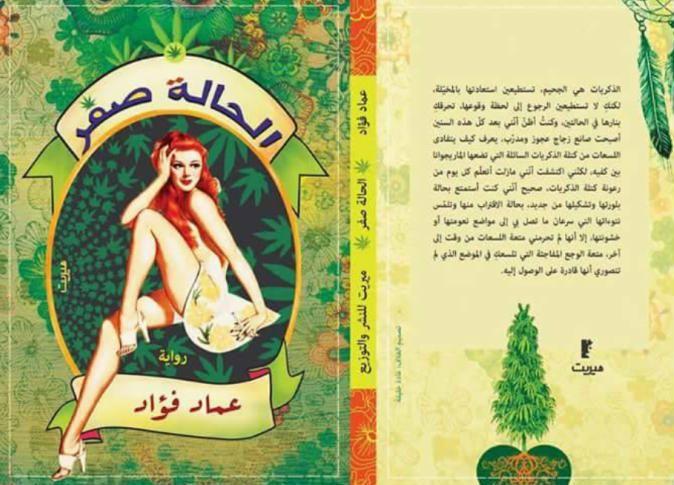 Emad Fouad novel