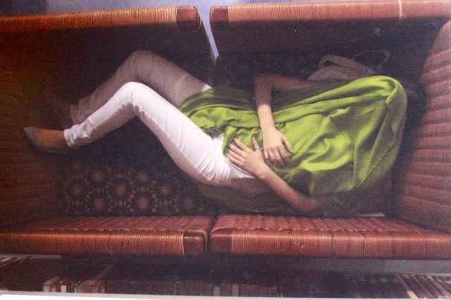 """Sleep Work,"" Malak Yacout Saleh"
