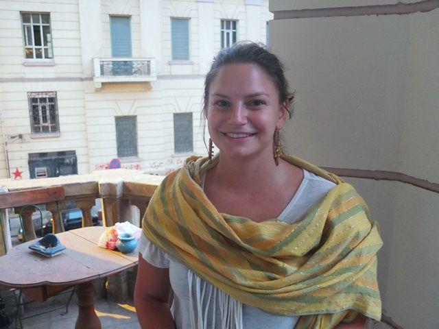 Laura Tabet — co-founder of Nawaya