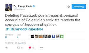 Ramy Abdu tweet