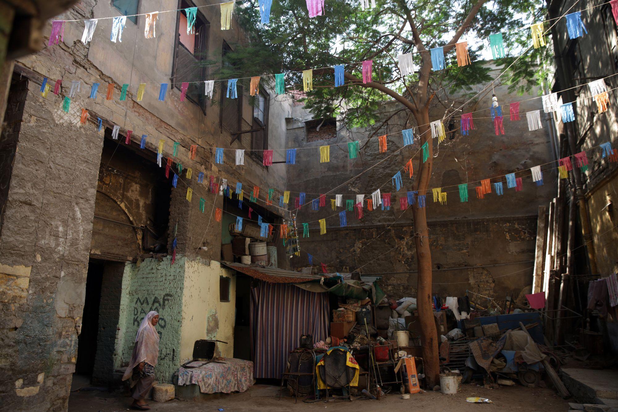 منزل من طابقين بـ«سويقة الالا»، يُنسب إلى داوود باشا