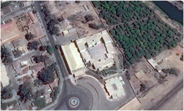 سجن العزولى فى قاعدة الجلاء العسكرية