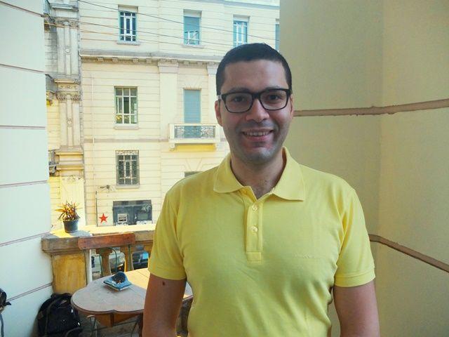 Walid Mansour — adviser at Mena regional advisory program, GIZ