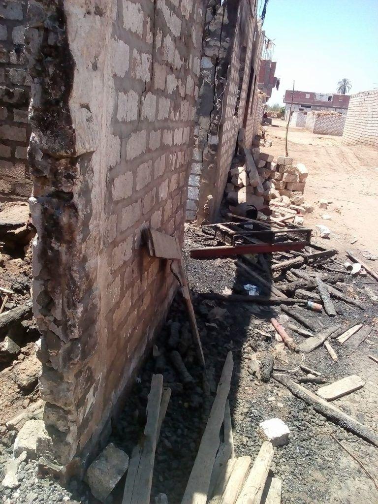 آثار الاعتداء على منازل المنازل 2