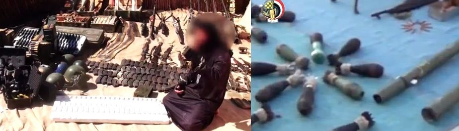 Sinai propaganda videos