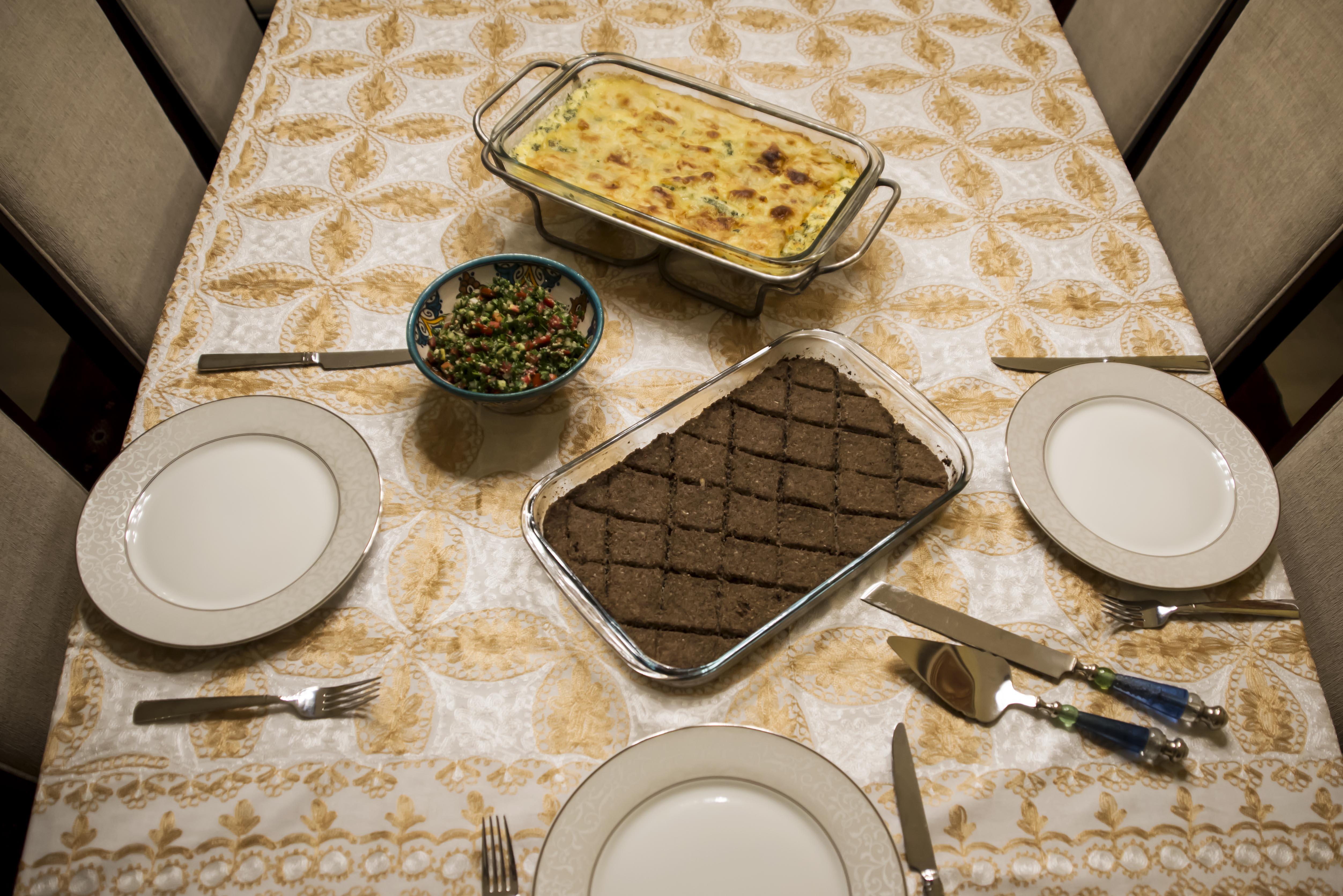 The Syrian Kitchen
