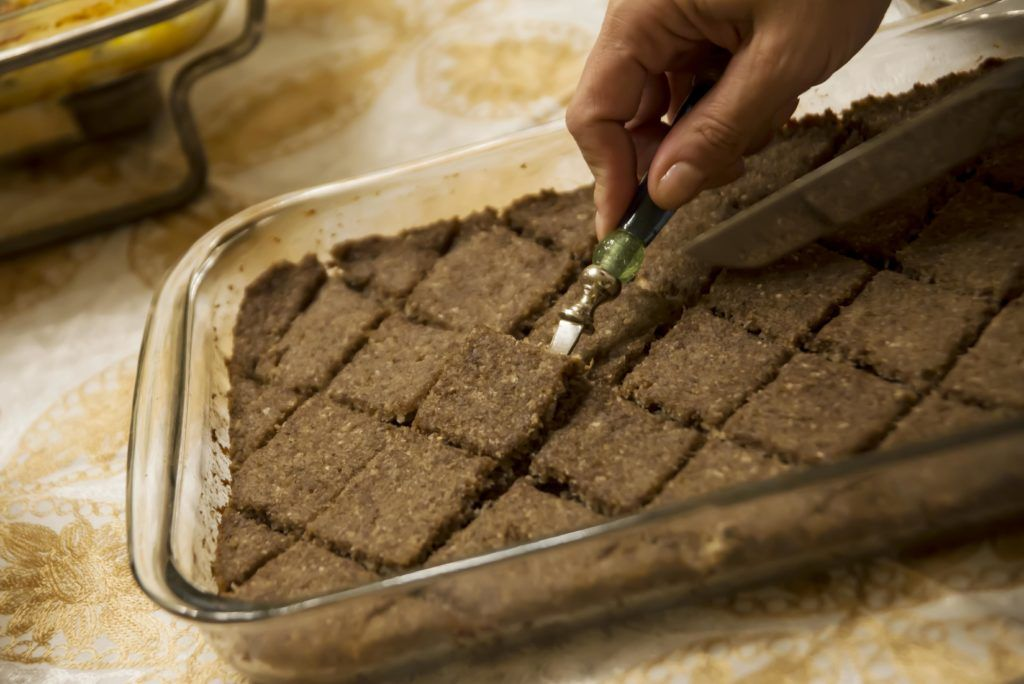 Kibbeh from the Syrian Kitchen
