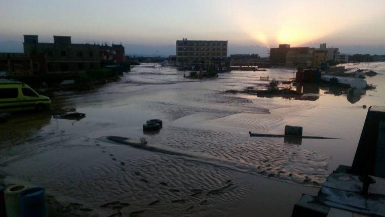 أزمات السيول المتكررة.. مسؤولية من؟ وكيف نواجهها؟   مدى مصر