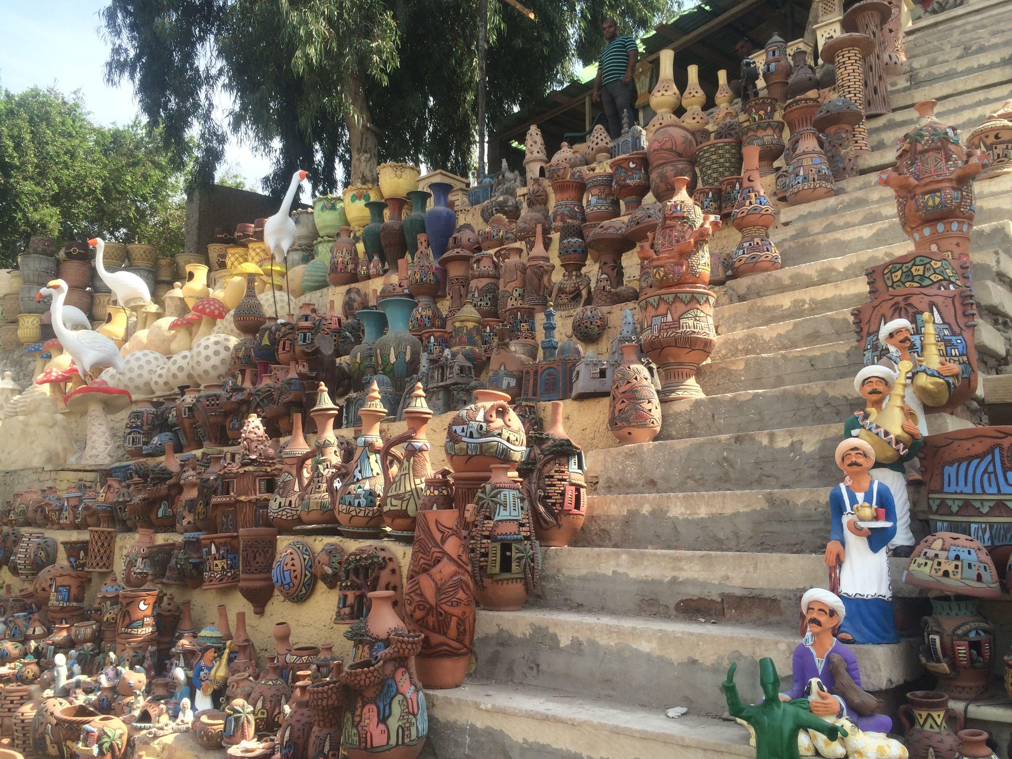 The bargain shopper's guide to Cairo: Fokhareen and Fustat Market     Mada  Masr