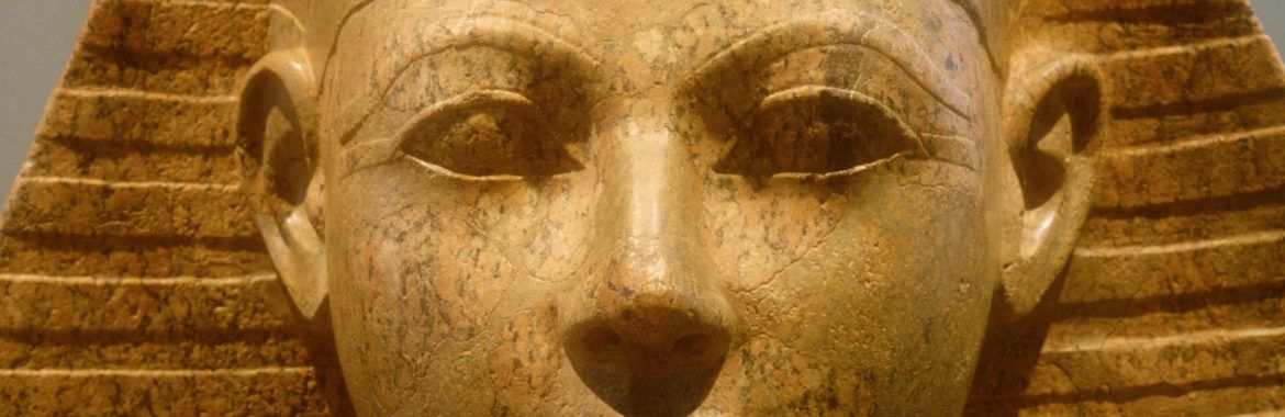 Despite these freedoms, ancient Egyptian women did not often take part in official roles in..