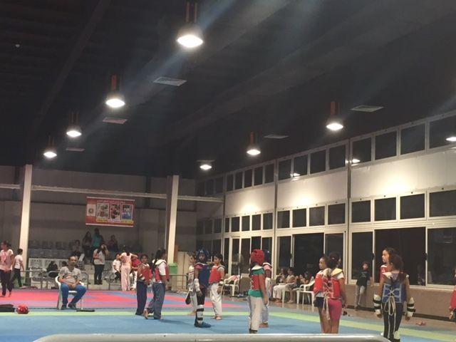 Taekwondo at Nady al-Seid