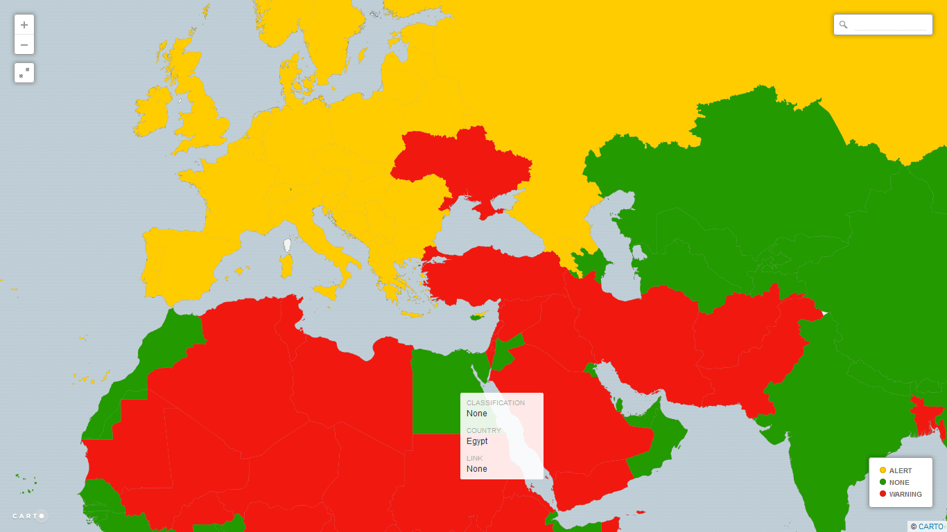 Is It Safe To Travel To Turkey Us State Department