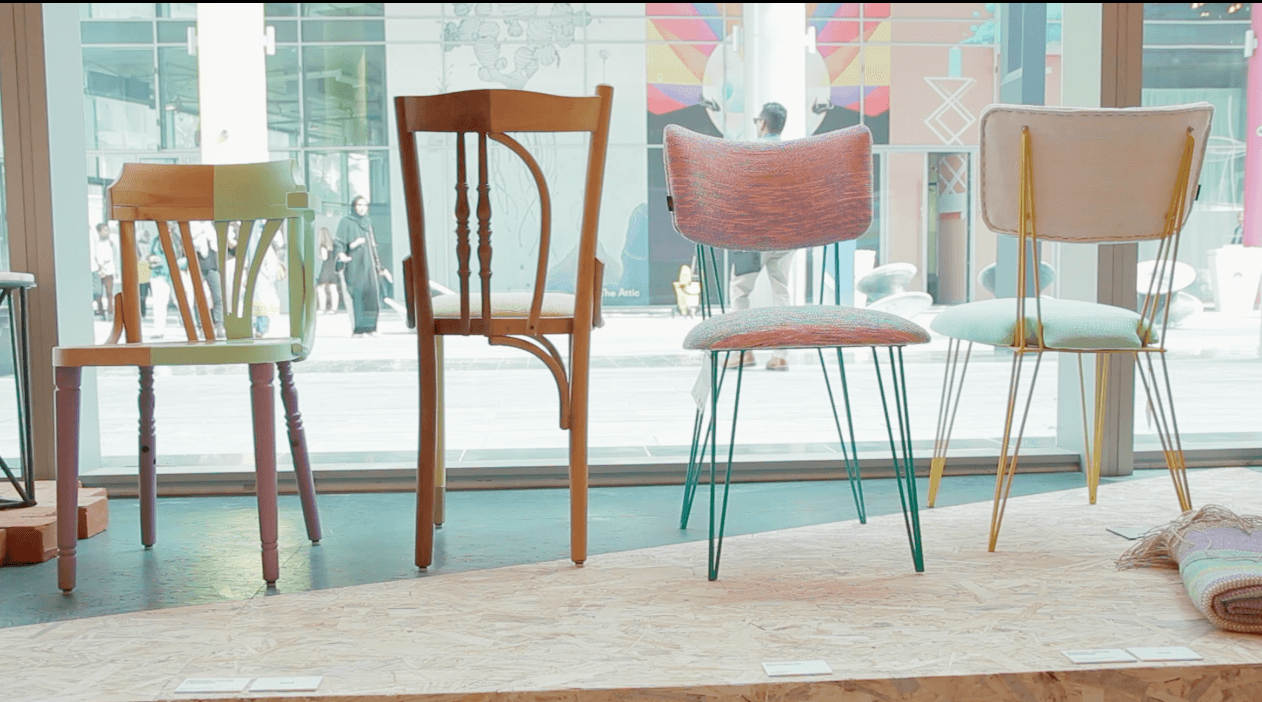 Reform Studio chair collection