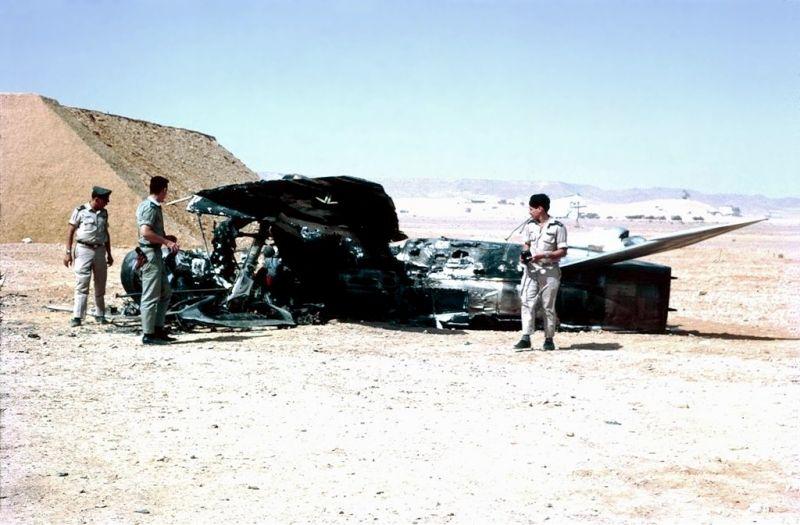 Israel declassifies documents on 1967 Arab-Israeli War