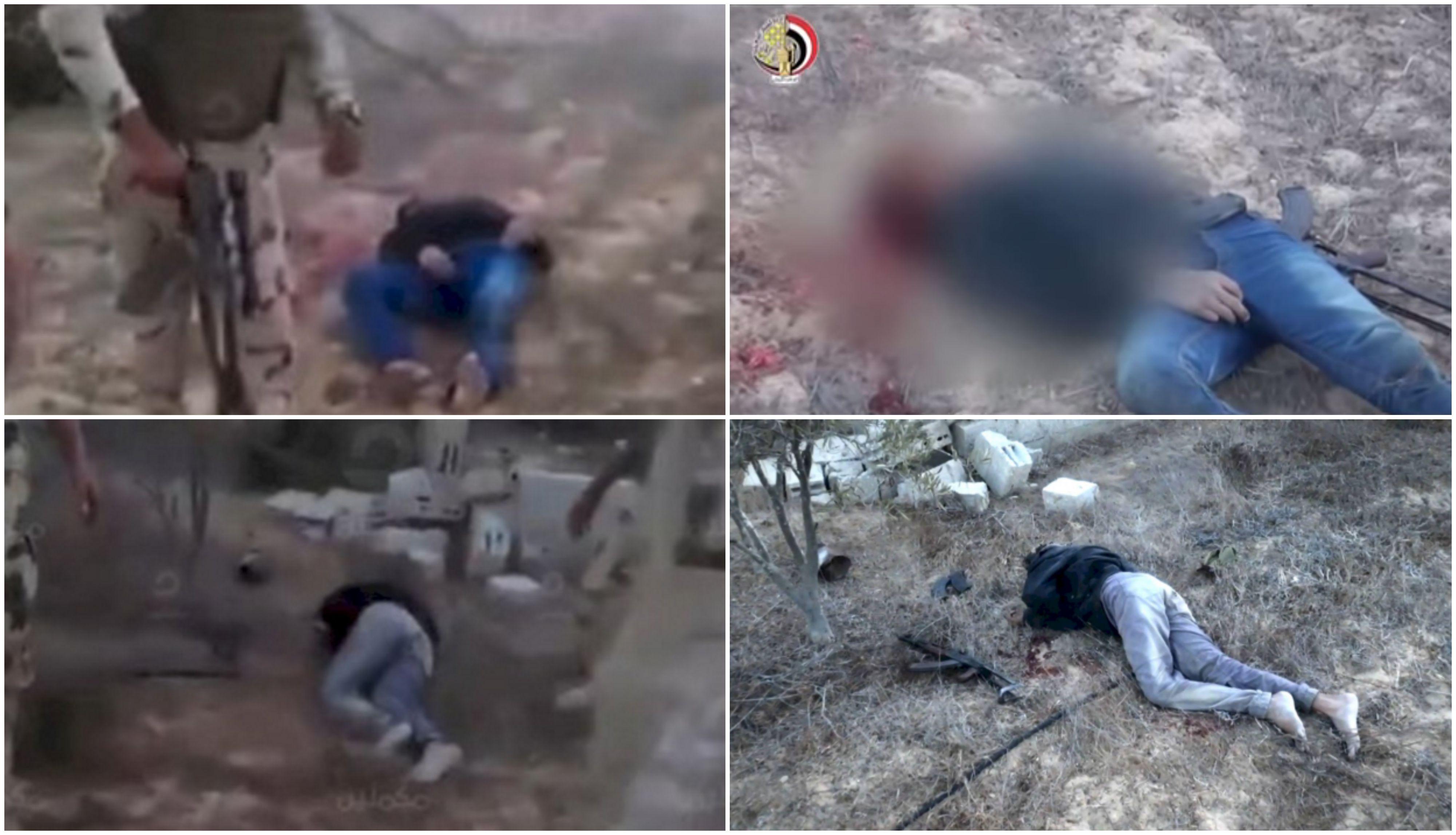 بعد تحليلهما لـ«تسريب سيناء».. منظمتان دوليتان تطالبان بالتحقيق في عمليات «إعدام خارج القانون»   مدى مصر
