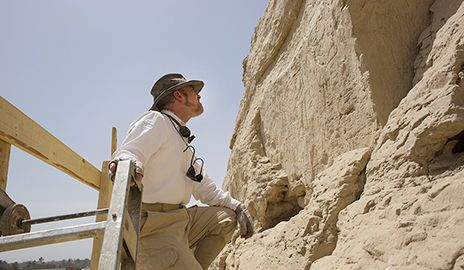 5,200-year-old rock inscriptions discovered in Luxor