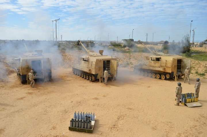 Human Rights Watch: 420,000 North Sinai residents in 'urgent