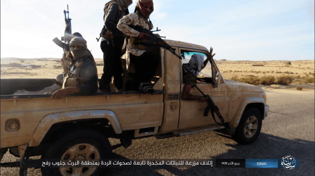 Province of Sinai claims civilian beheadings, killings of