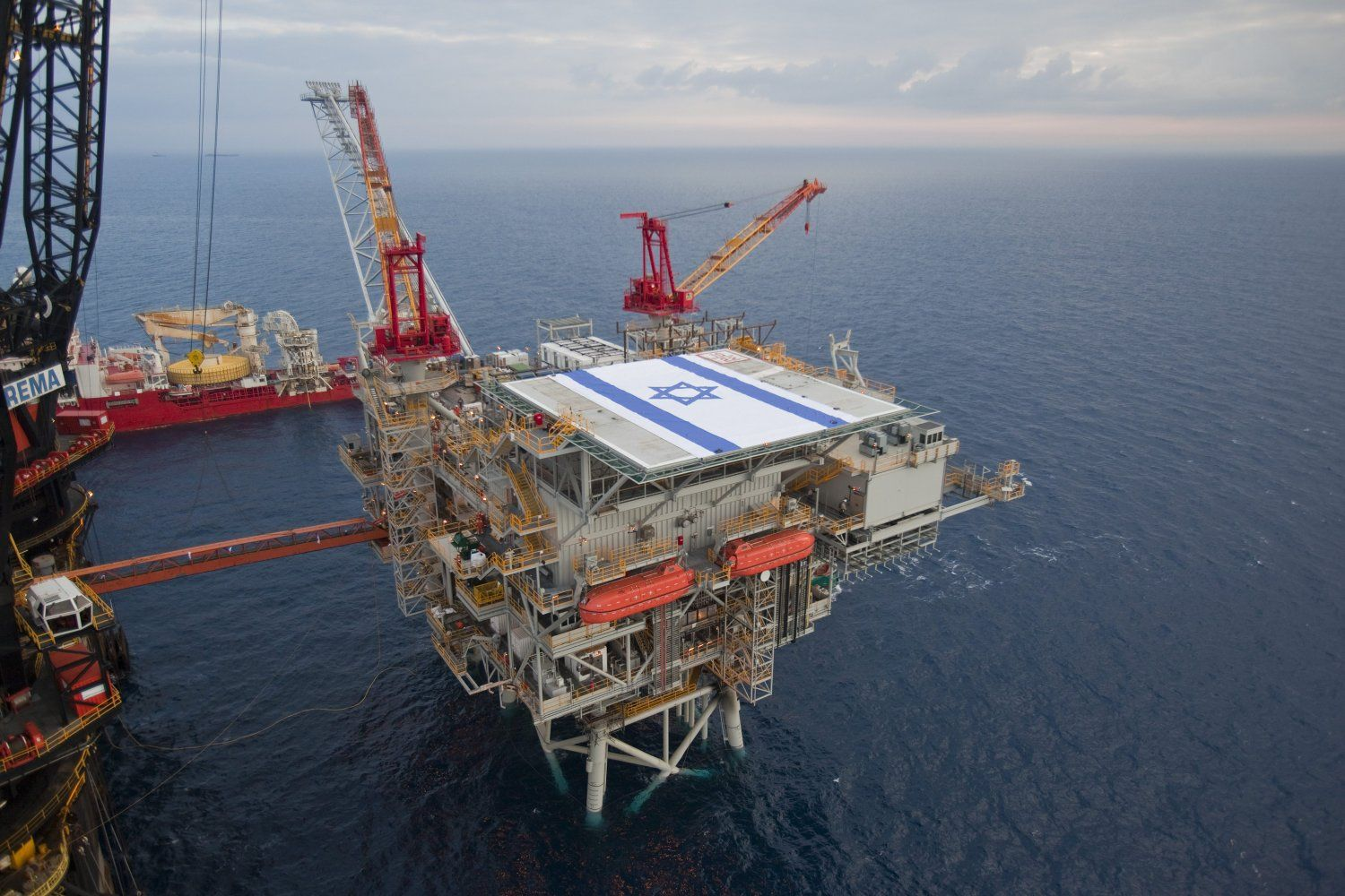 Who's buying Israeli gas? A company owned by the General Intelligence Service