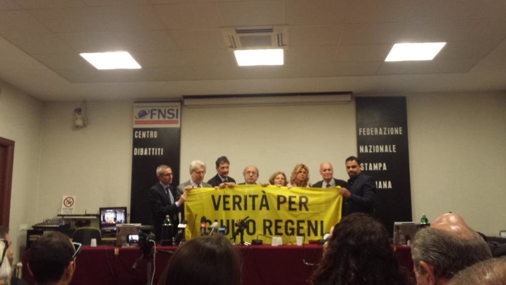 Regeni lawyer discloses names of Egyptian suspects in murder