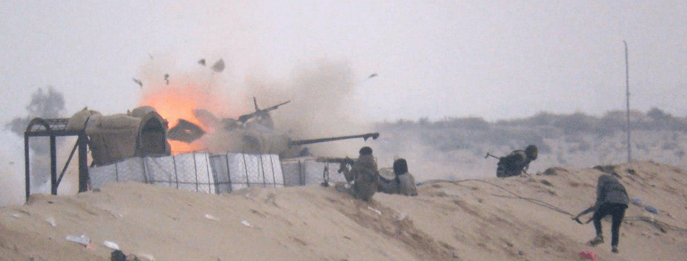 Military launches raids, airstrikes in North Sinai following deadly